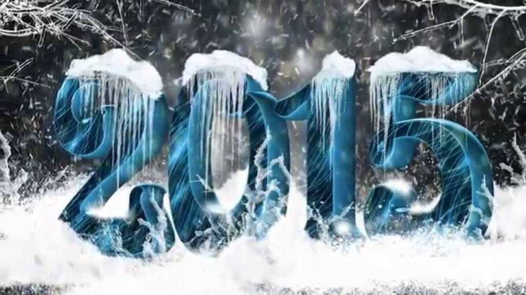 С Новым Годом 2015. Выпуск #1