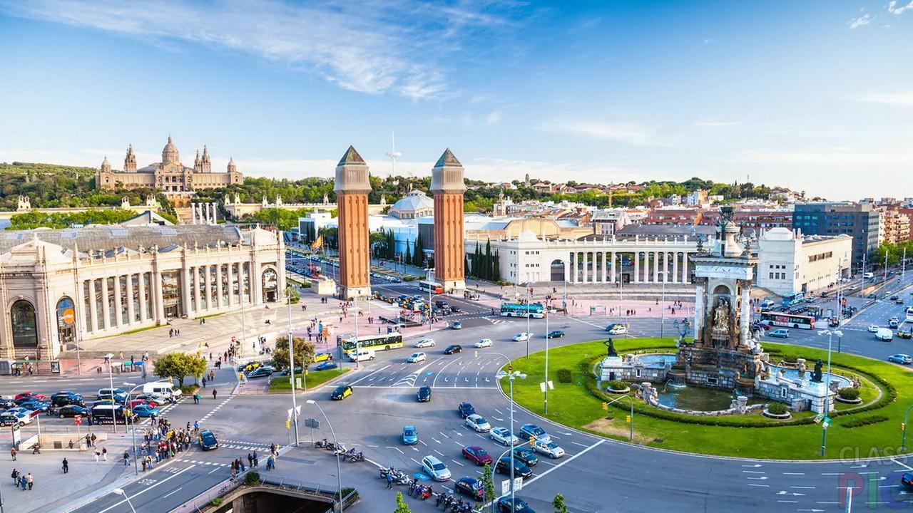 Барселона (23 фото)