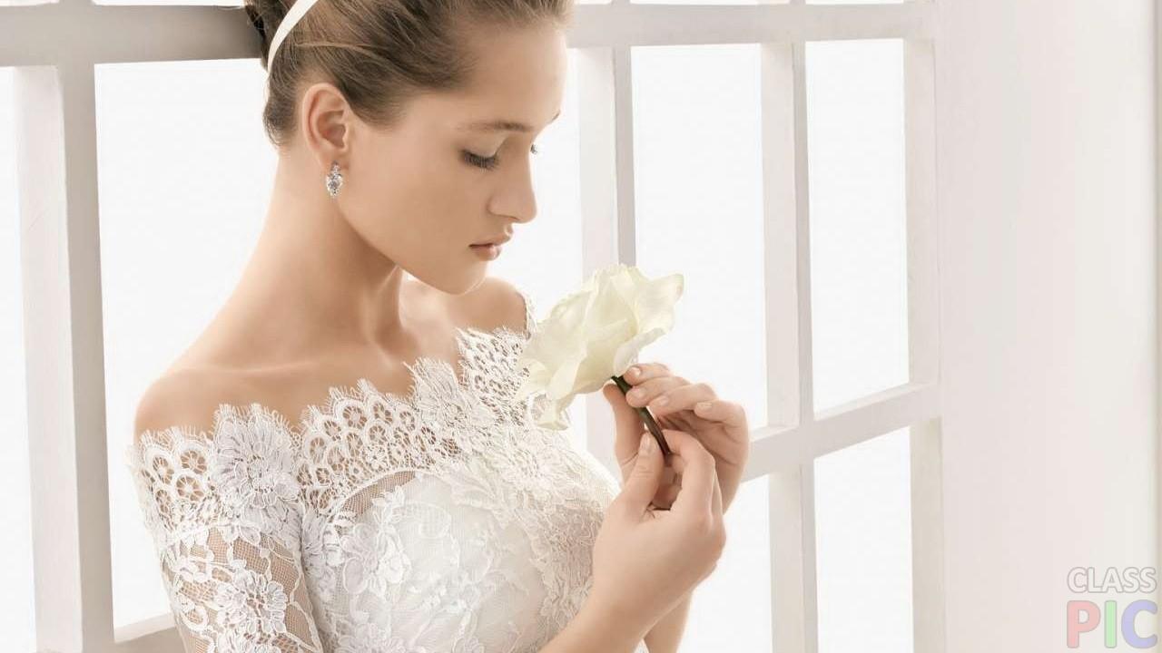 Белое платье (26 фото)