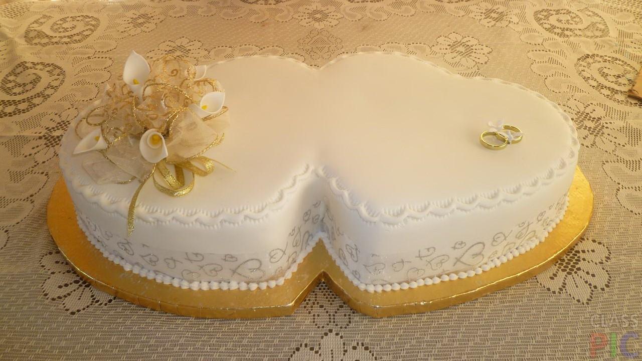 происходит как одноярусный свадебный торт из двух сердец фото плие опуститесь