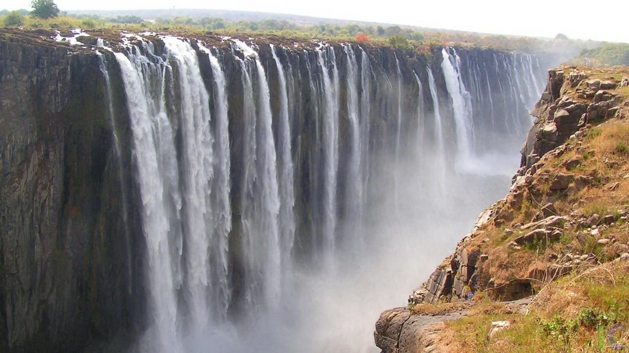 Водопады (28 фото)