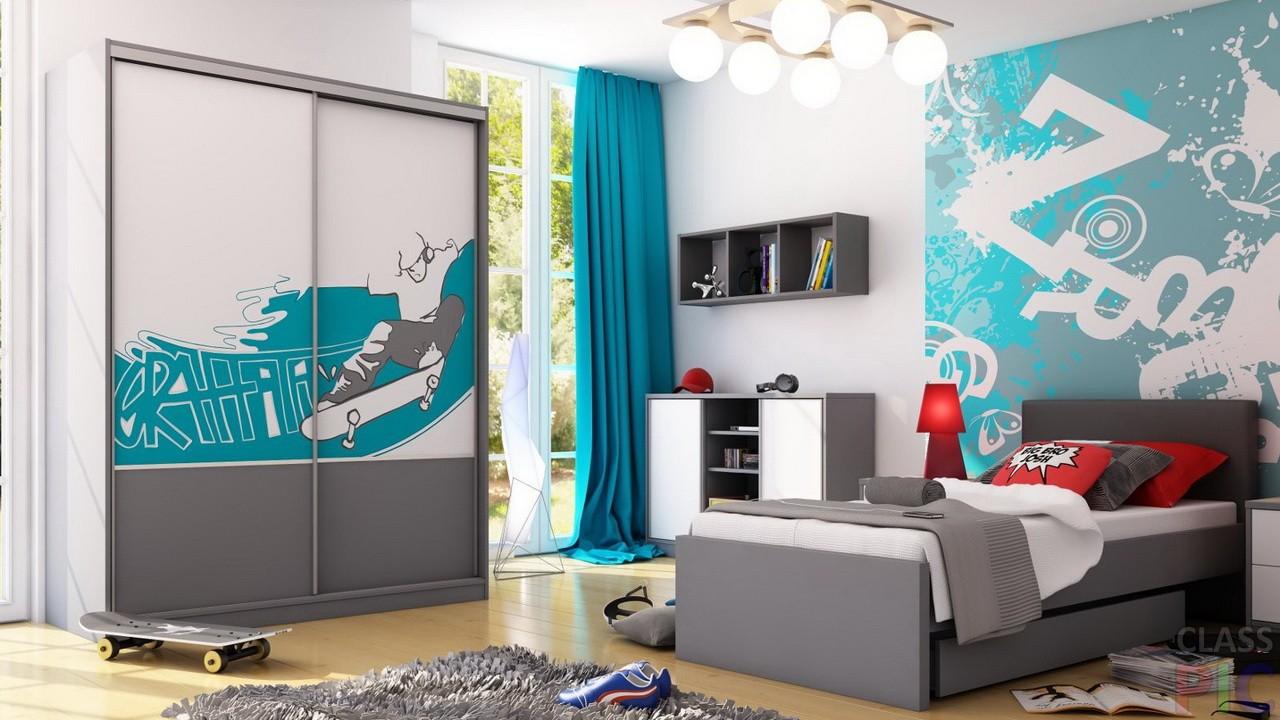 Детская комната для мальчика (25 фото)