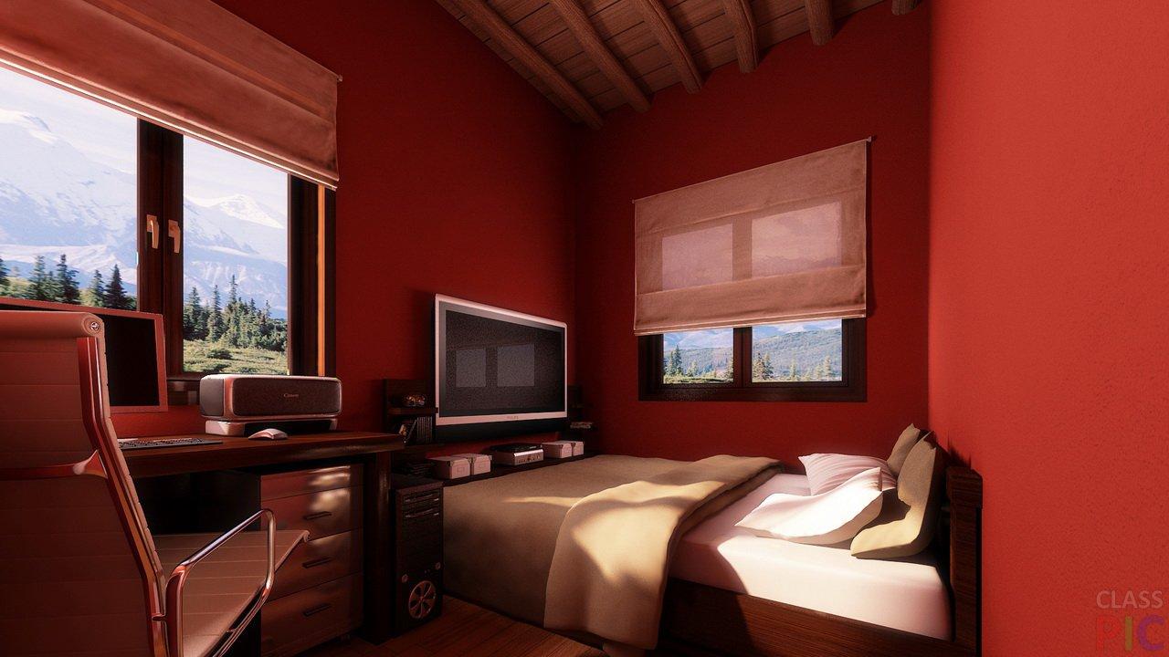 Дизайн маленьких комнат (19 фото)