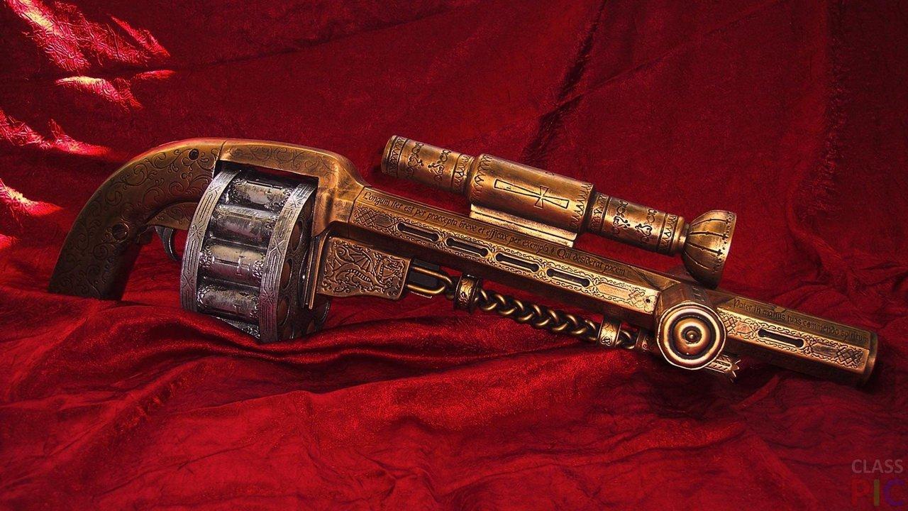 Фото оружия