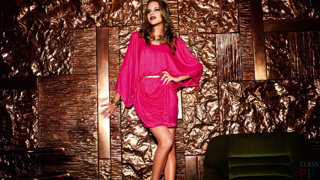 Модные платья (23 фото)