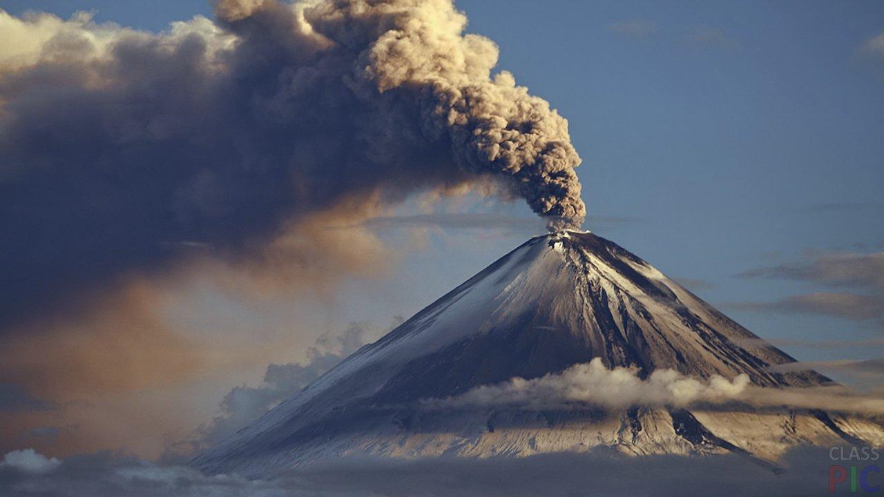 Вулканы (49 фото)