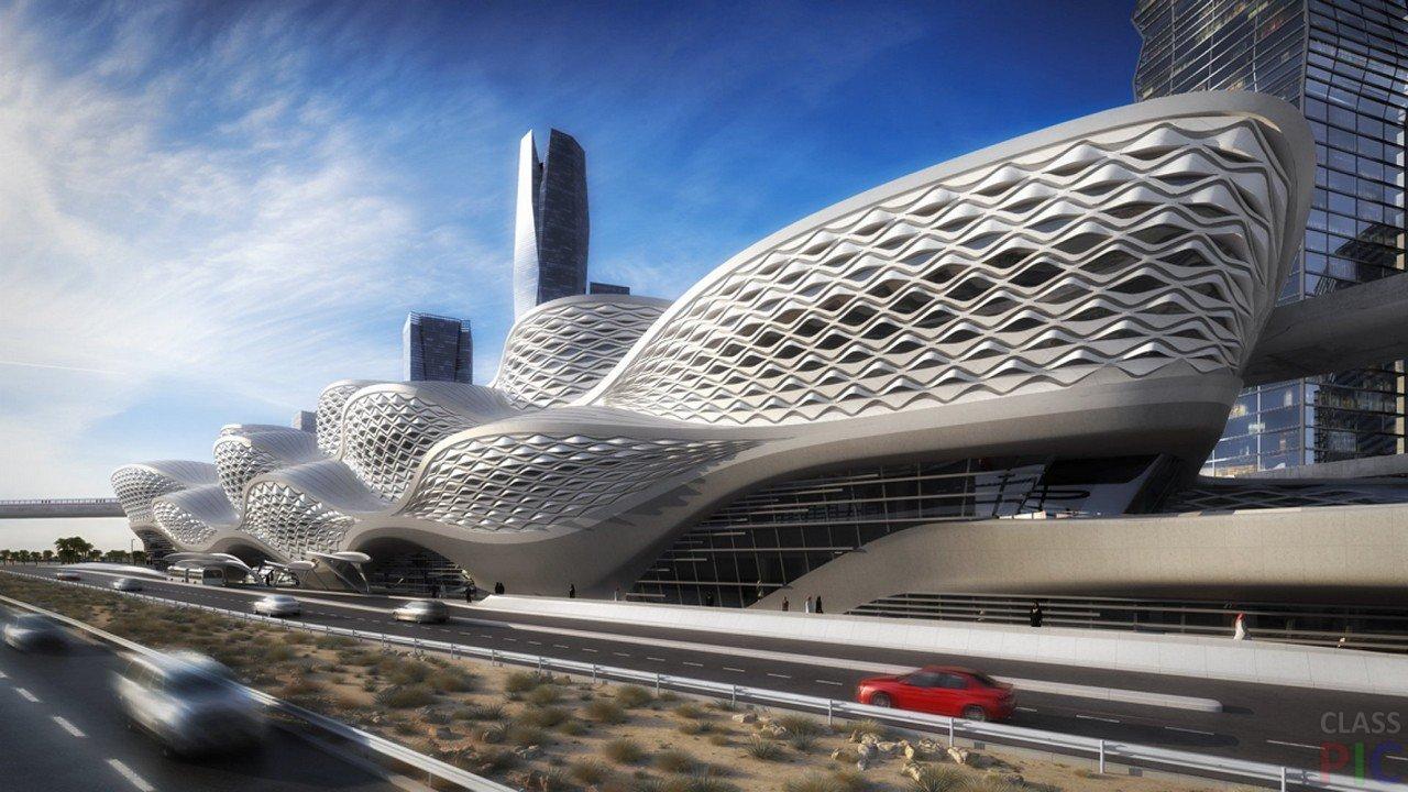 Архитектурные строения (20 фото)