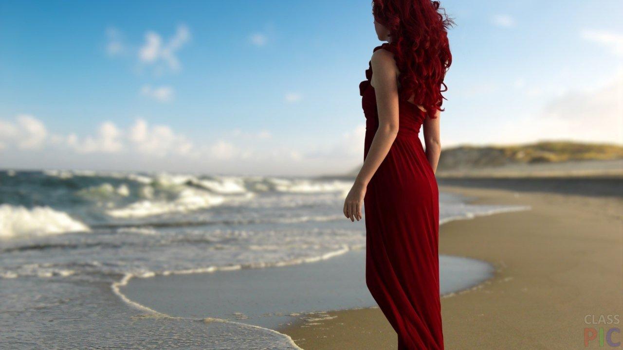 Карминово-красный цвет пламени