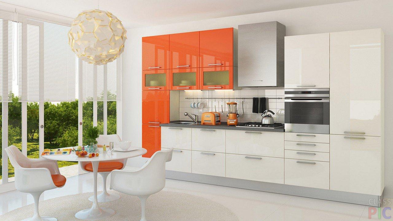 Дизайн маленькой кухни (34 фото)