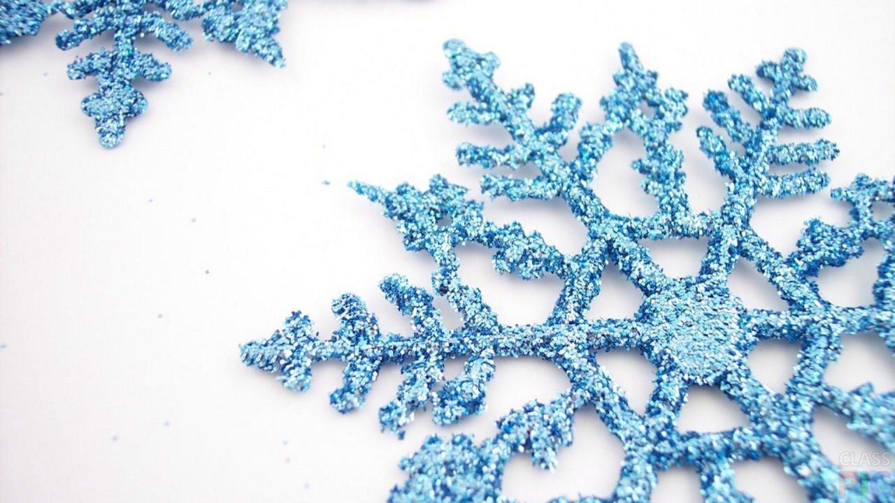 Снежинки (29 фото)