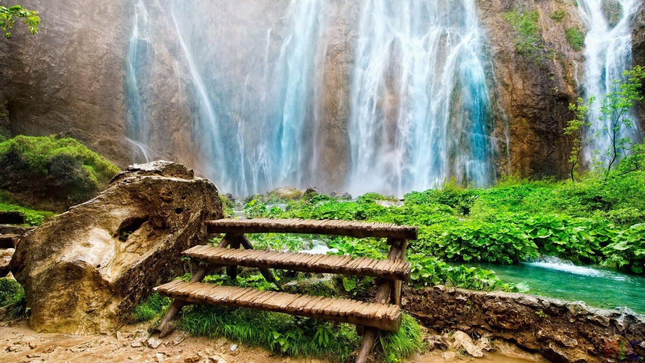 Водопад (38 фото)