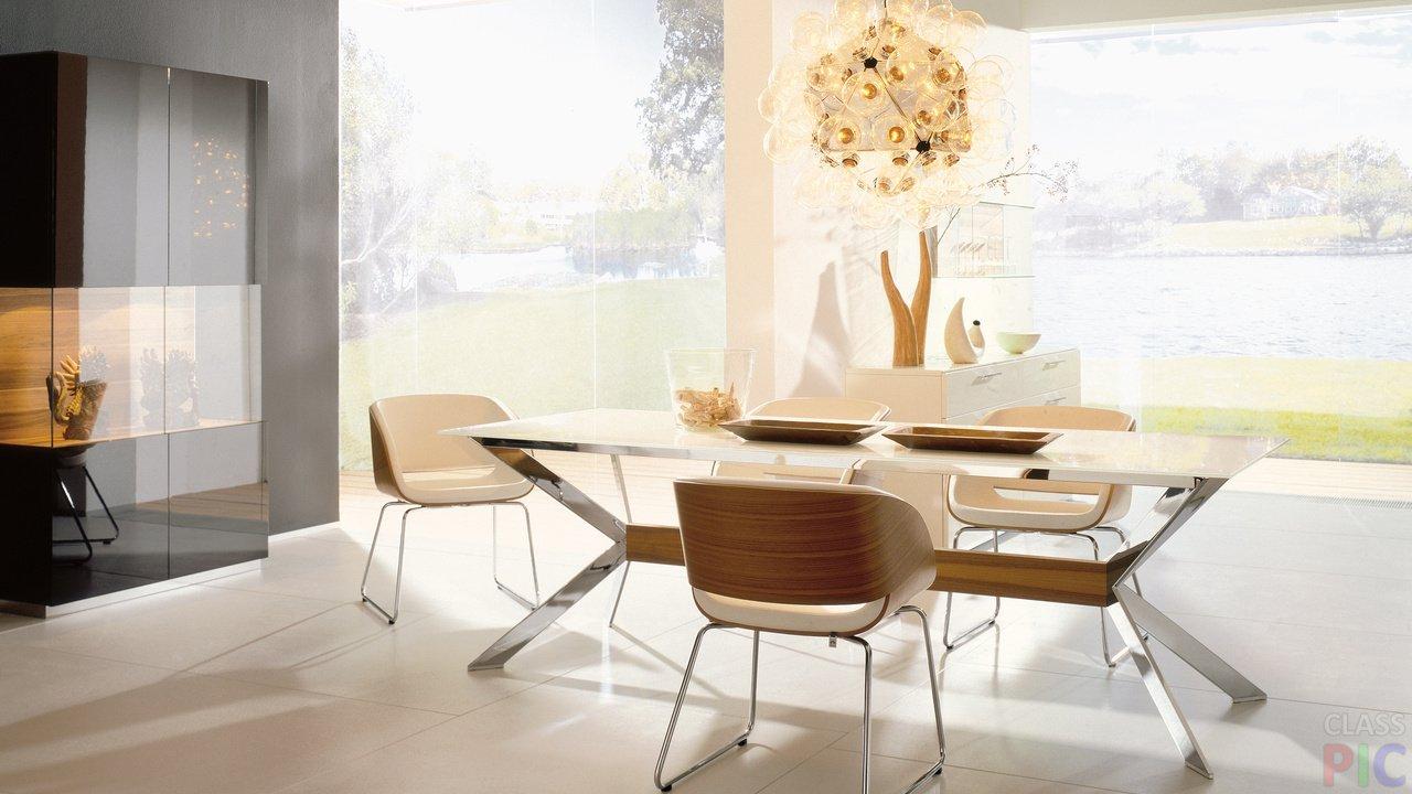 Стол для кухни (26 фото)