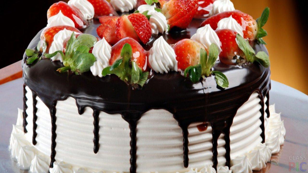 Вкусные шоколадные торты (35 фото)