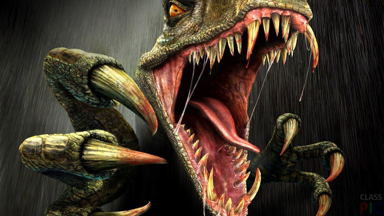 Динозавры (47 фото)