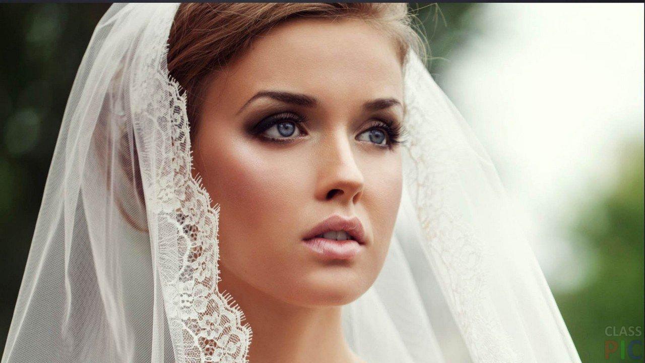 Свадебный макияж (36 фото)