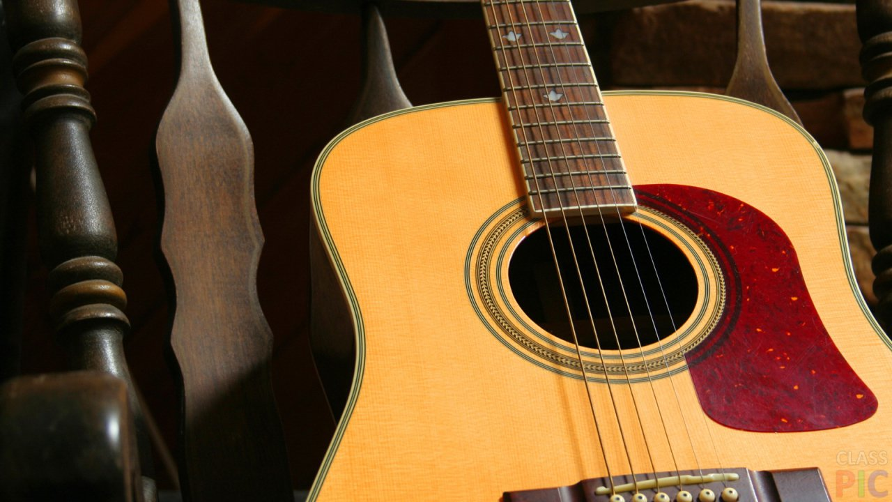 Гитара (50 фото)