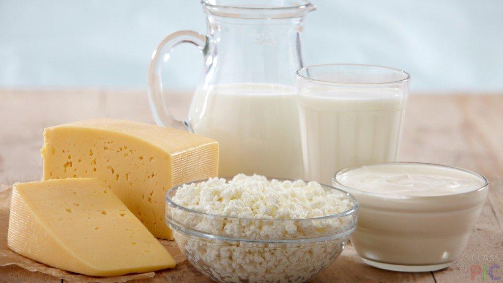 Молочные продукты при давлении | Сердце феникса