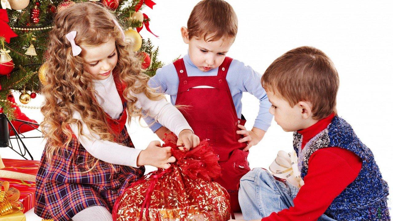 Новый год дети картинки, тему