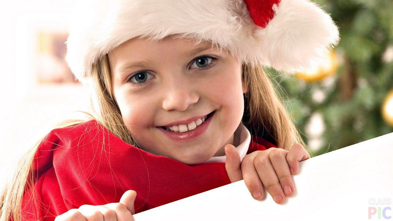 Новогодние фото детей