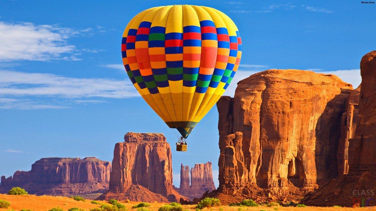 Воздушные шары (32 фото)