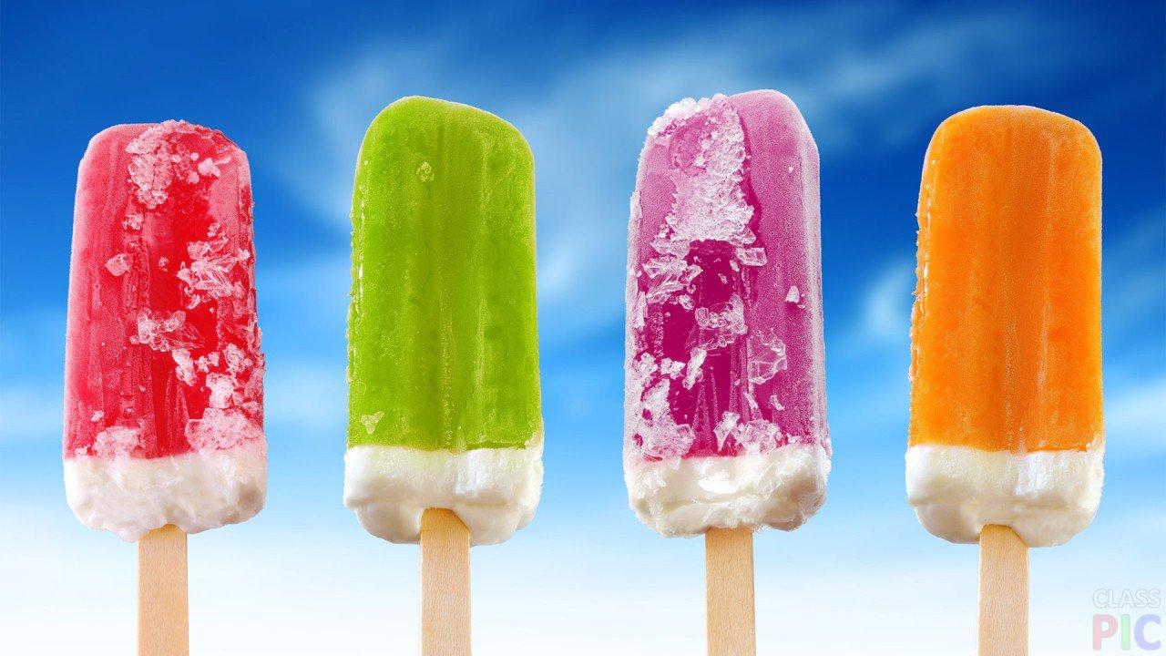 Мороженое (45 фото)