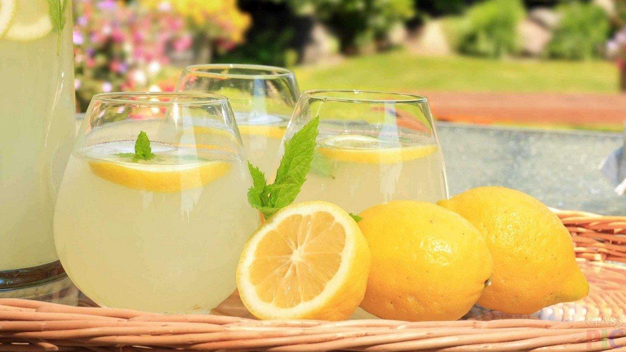 Картинки с лимонадом