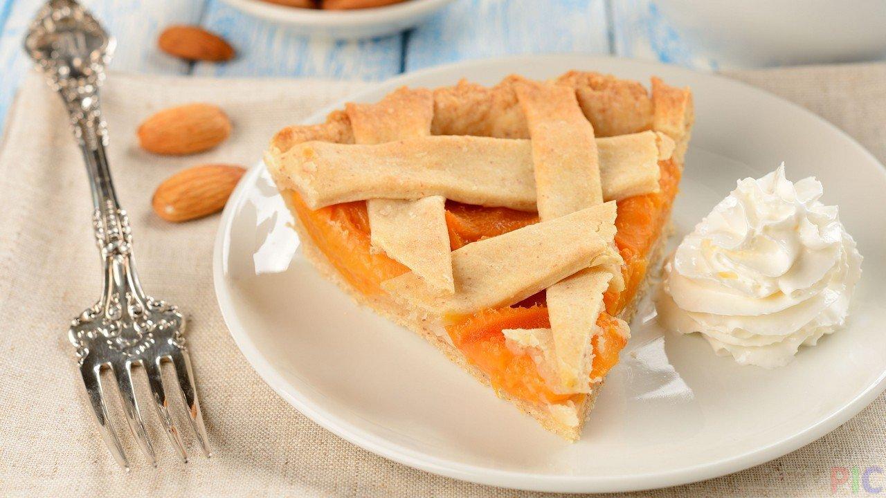Пирог с яблоками (21 фото)