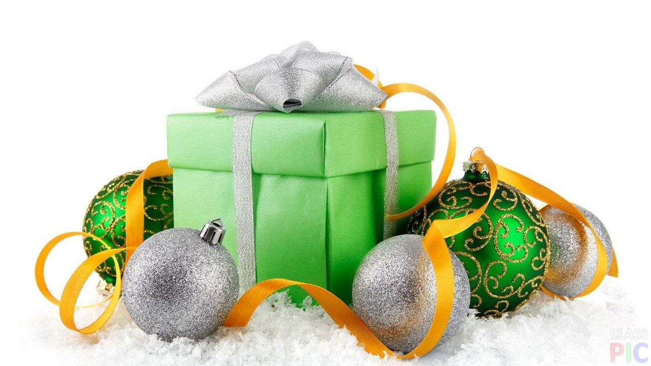 Новогодние подарки (31 фото)
