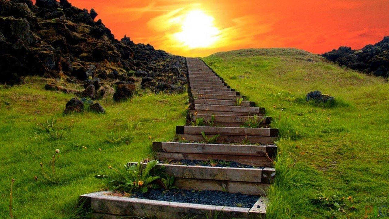 Лестница (49 фото)