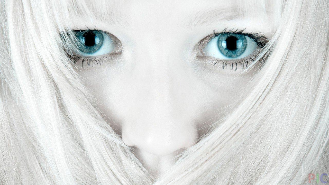Голубые глаза (38 фото)