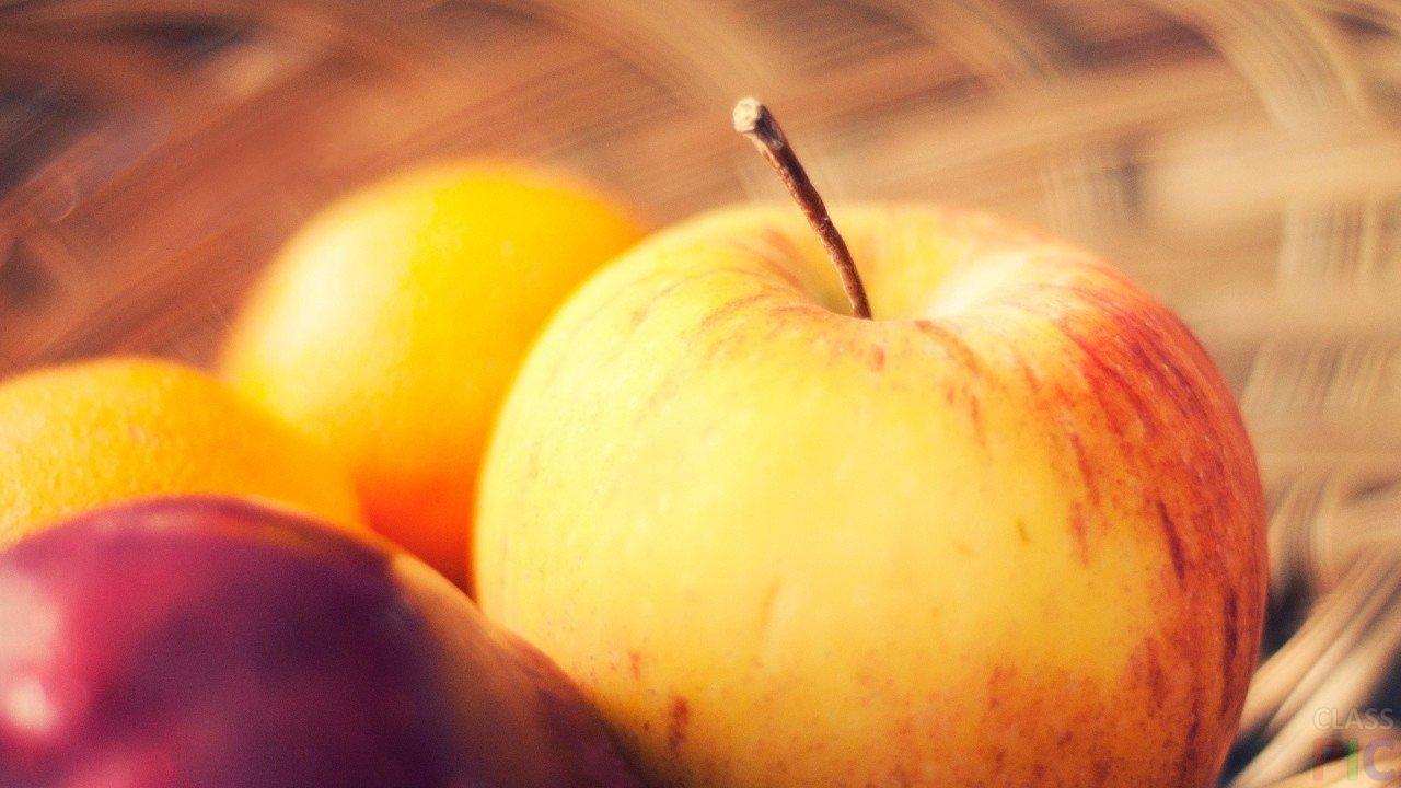 Яблоки (40 фото)