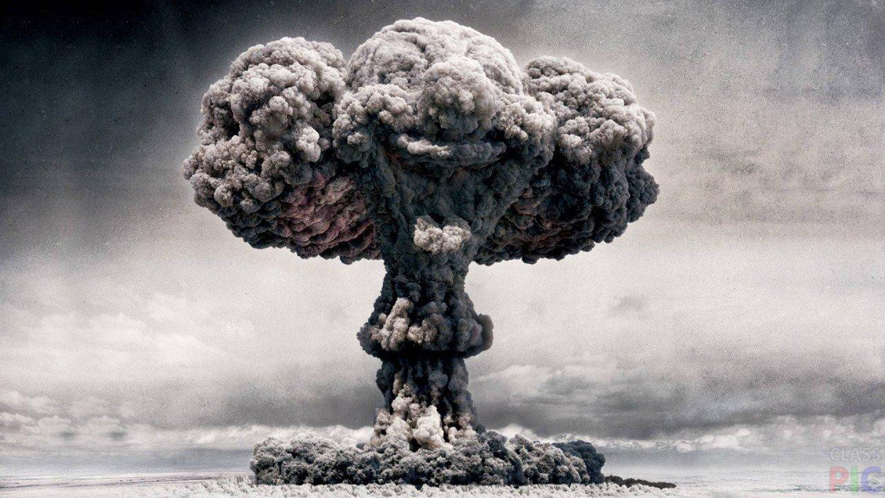 Фото взрыва