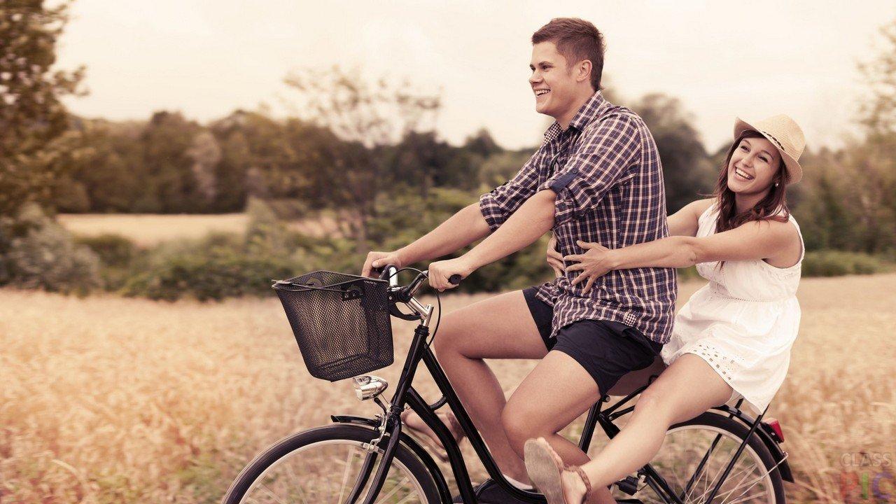 Девушка и парень фотка с парнем