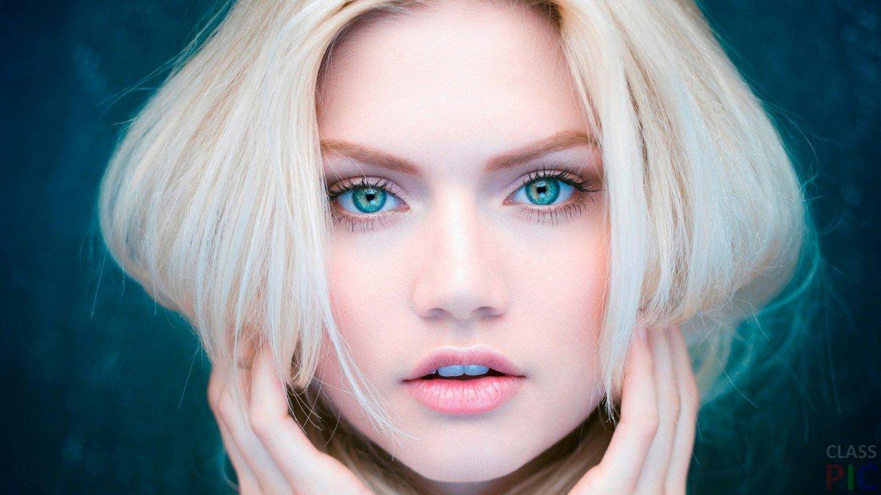 Фото красивых блондинок