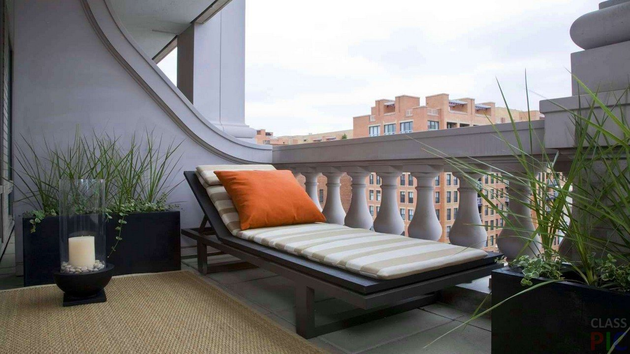 Дизайн балкона (41 фото)
