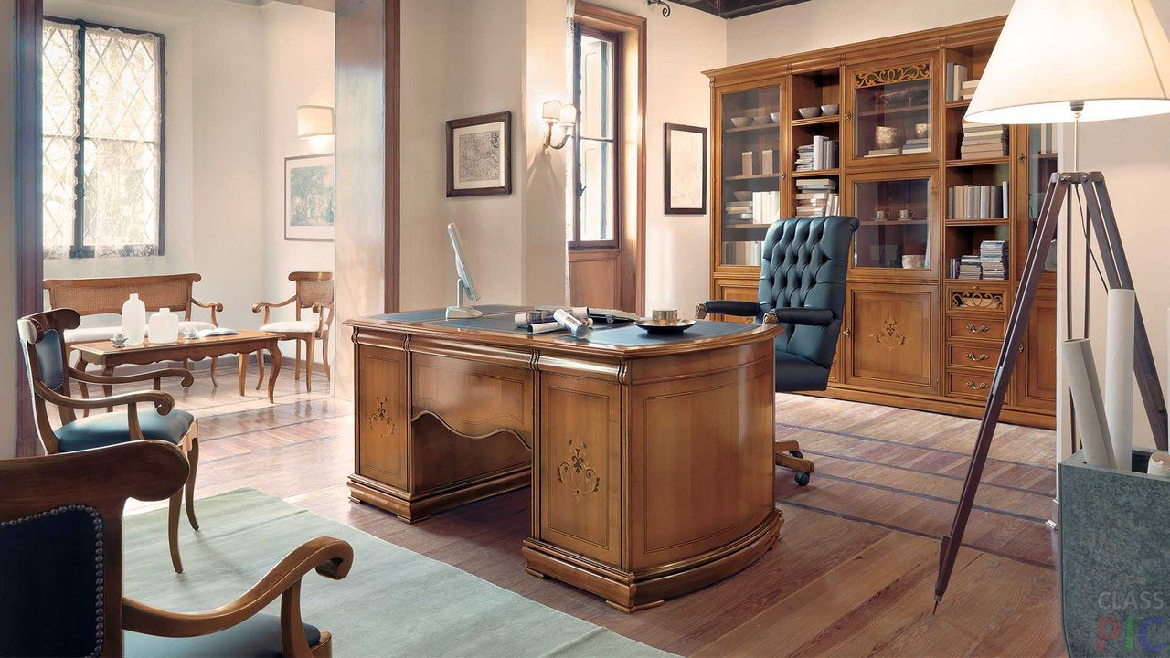 шикарный кабинет