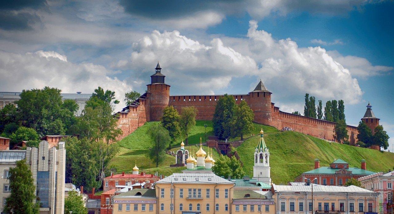 Фото кремля нижний новгород