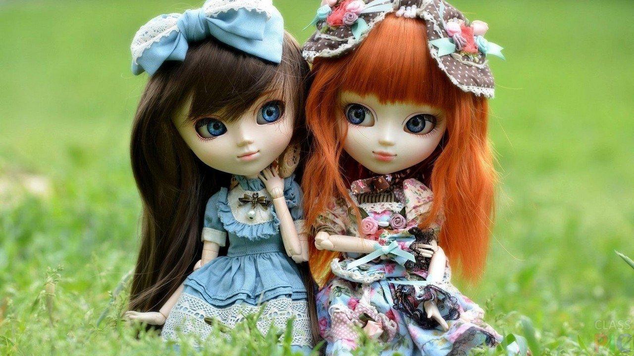 Картинки кукол красивы