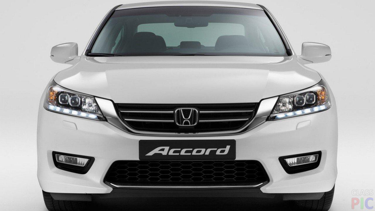 Хонда Аккорд (31 фото)