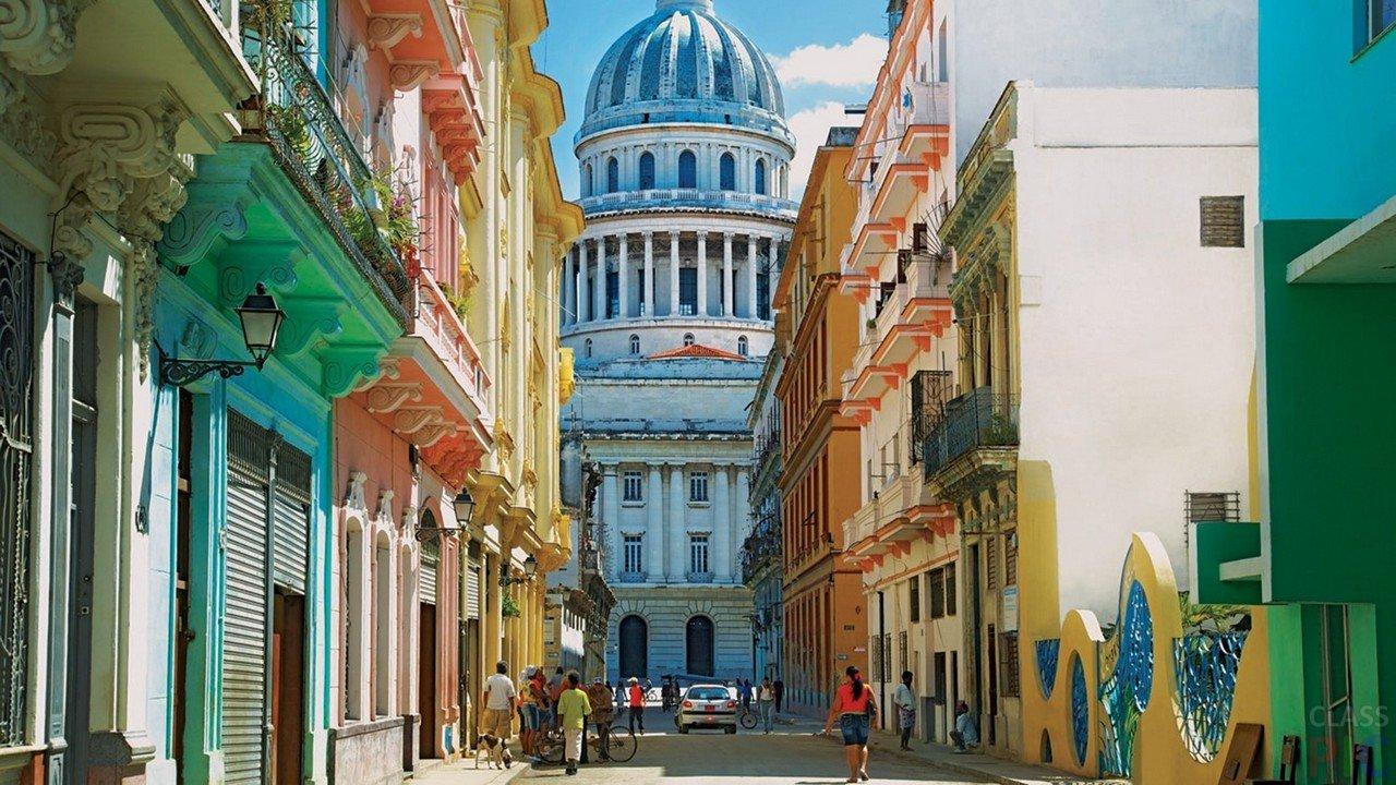 Куба (30 фото)
