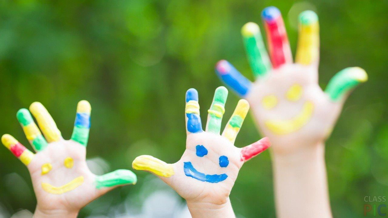Детские руки (33 фото)