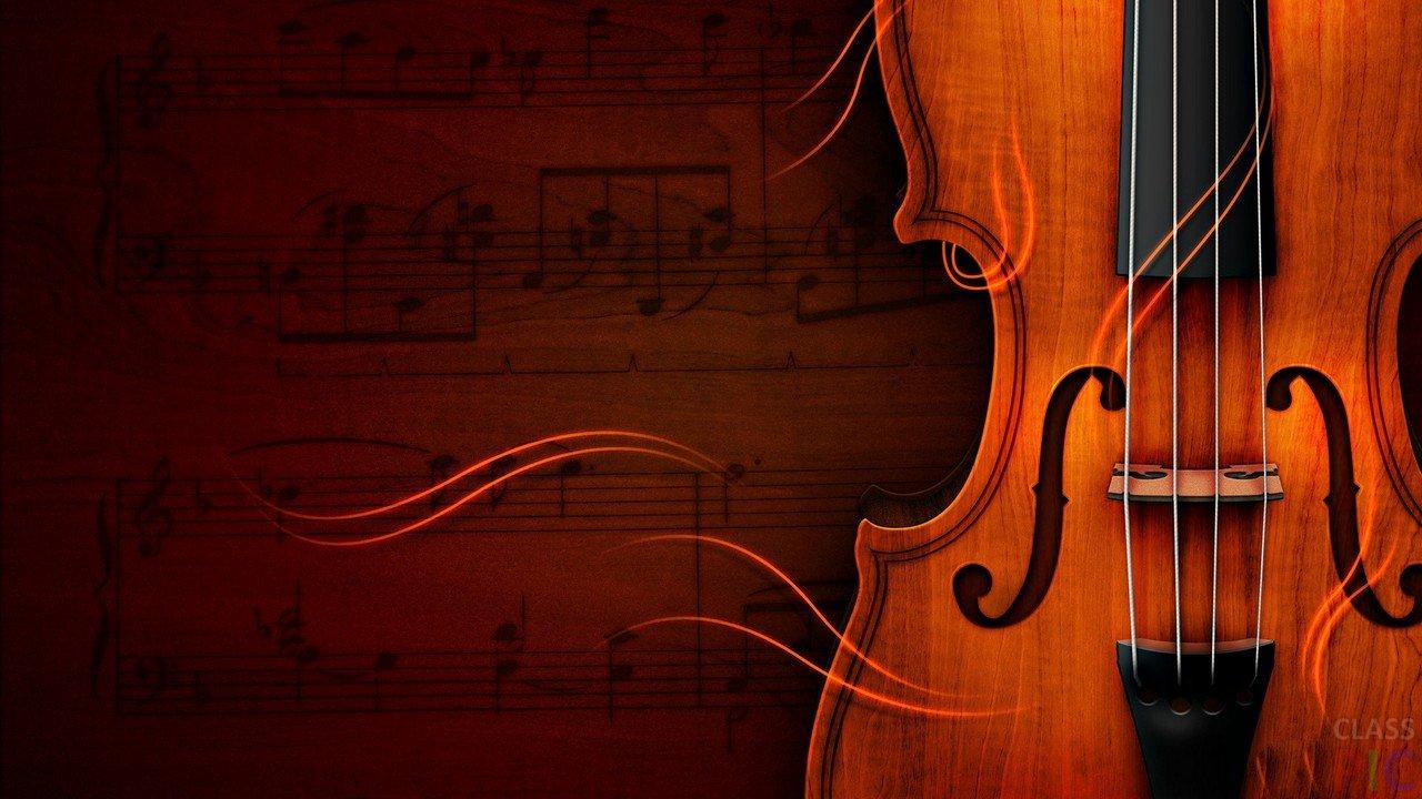 Скрипка (32 фото)