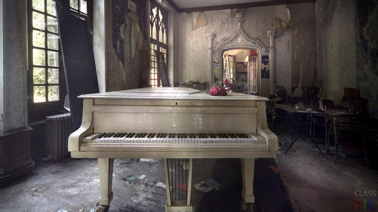 частные рояль в доме картинки запомнилось обнаженное тело