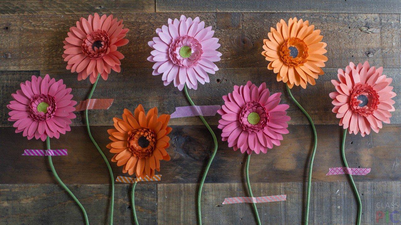 цветок из фотографий своими удобно можно при