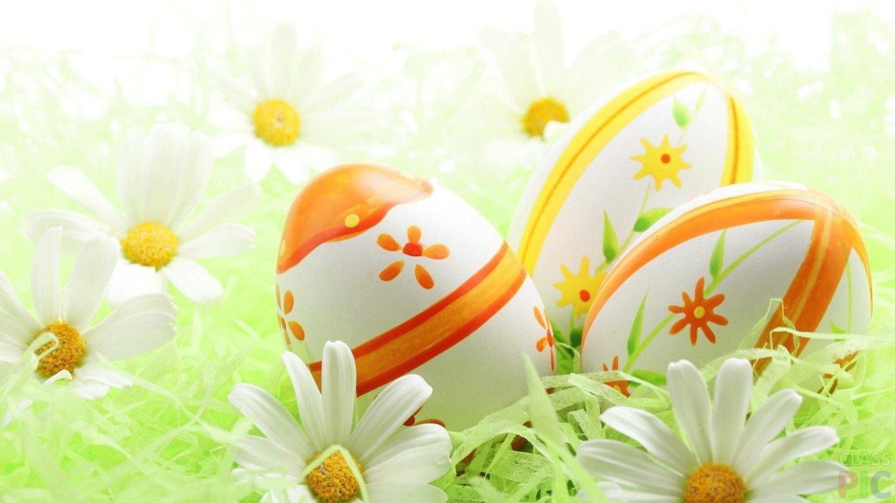 Пасхальные яйца (49 фото)