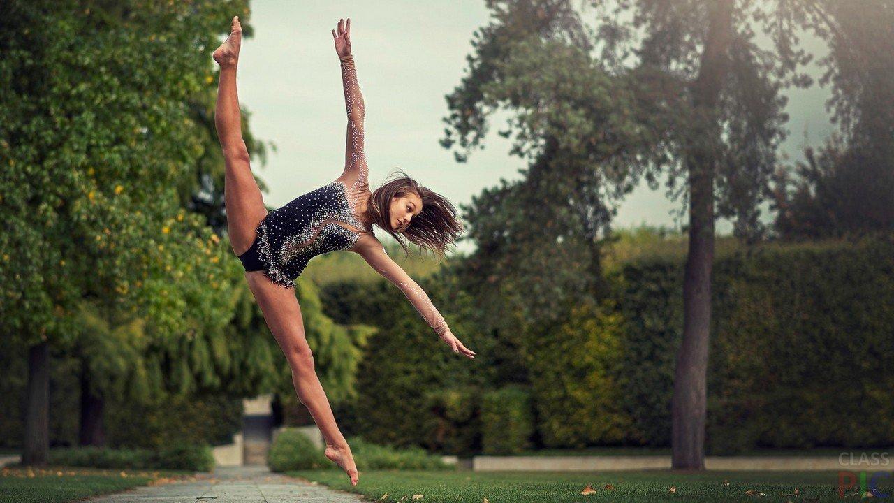 Художественная гимнастика (50 фото)