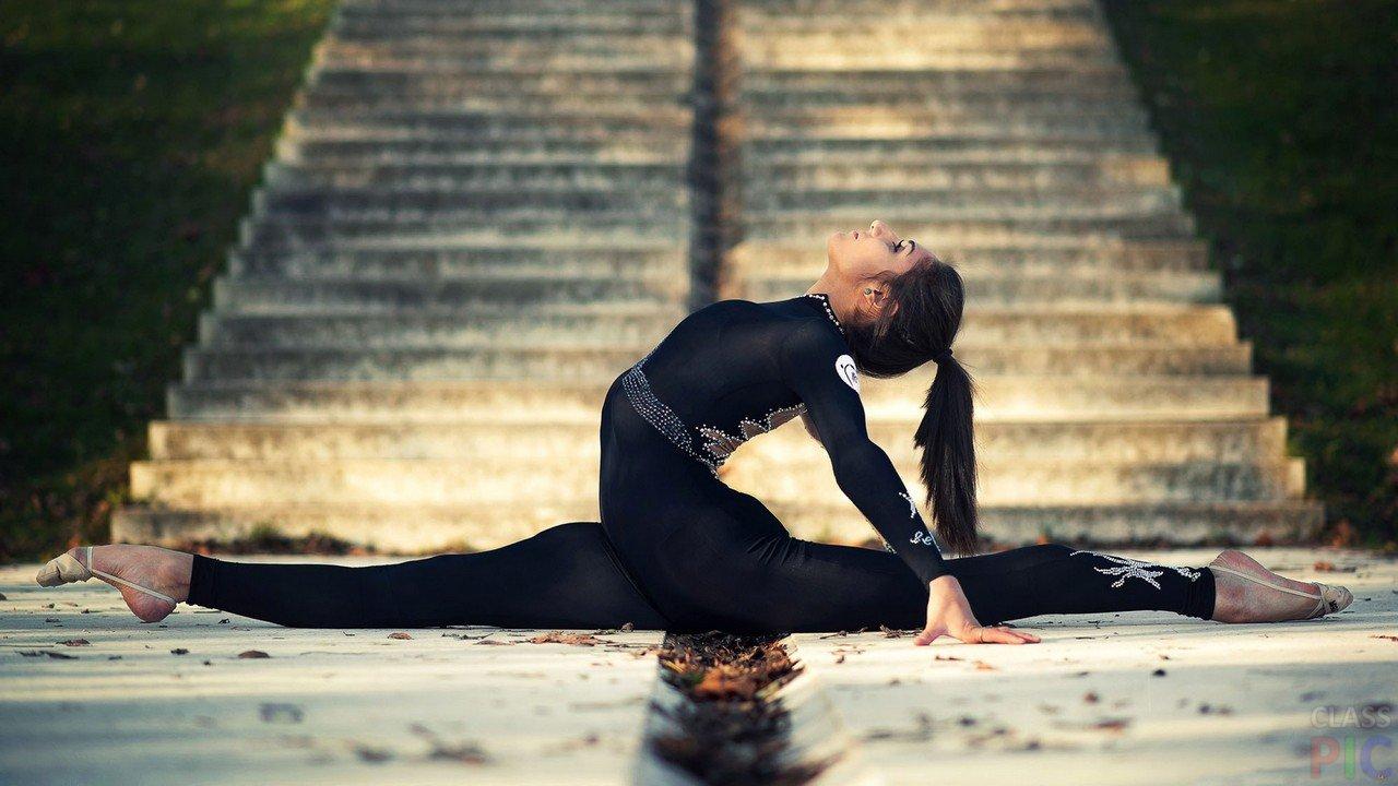 Юлия синицына гимнастка фото даже