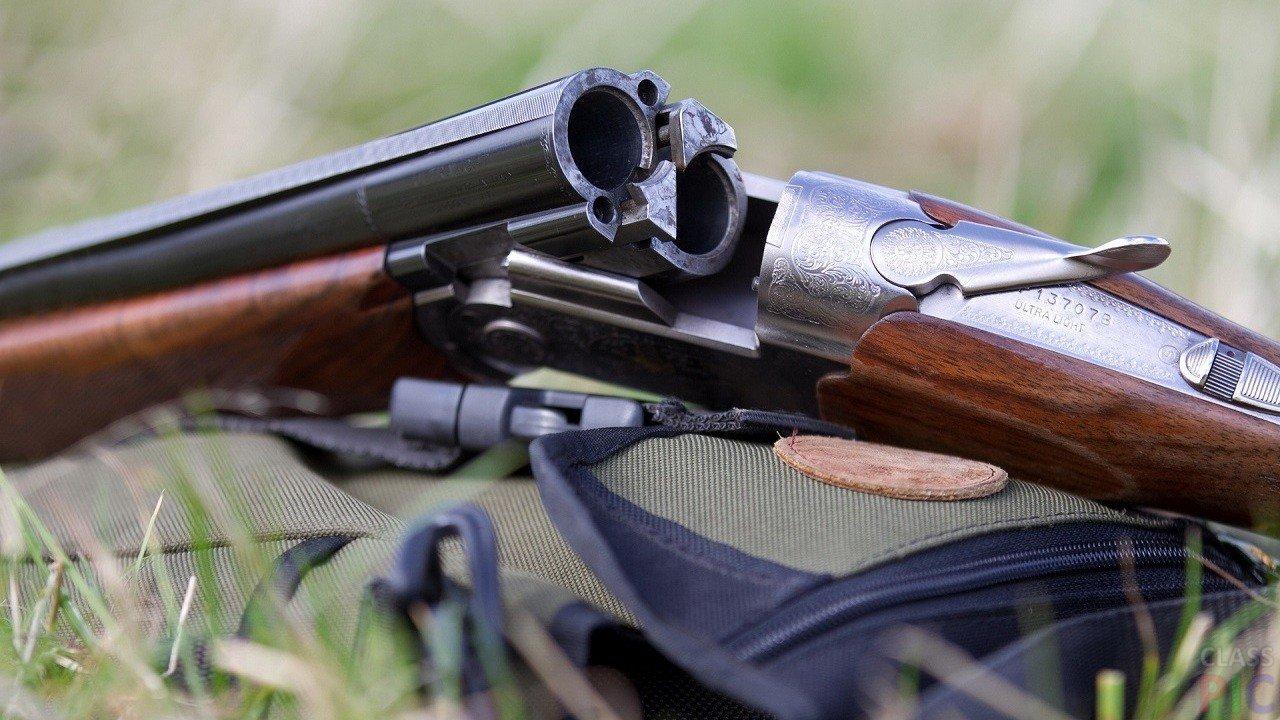 Фото ружья