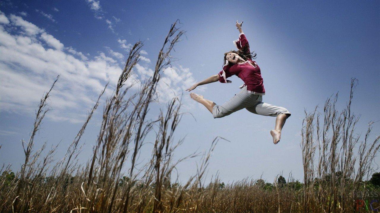 Прикольные картинки, прыгающие картинки