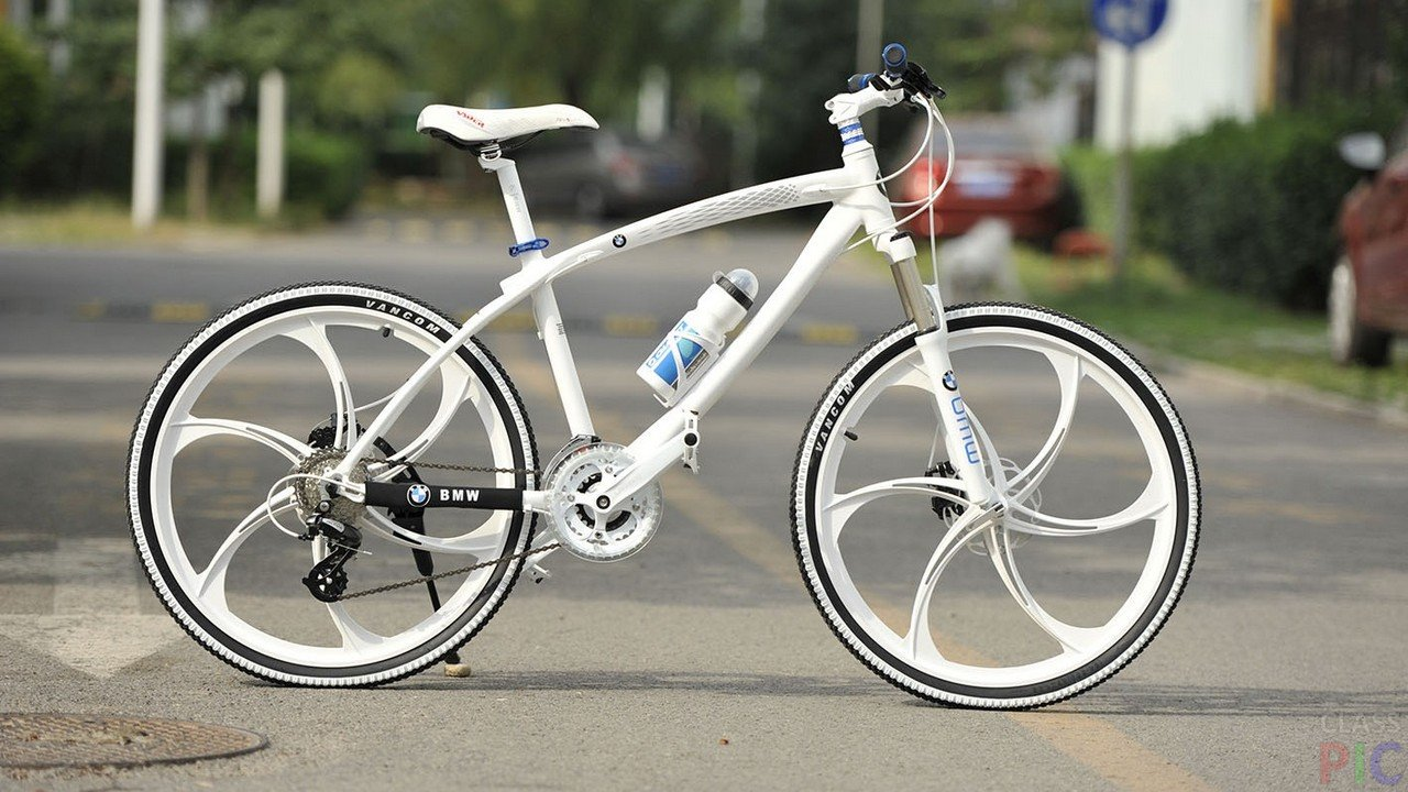 Велосипед (51 фото)